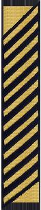 Twelve Service Stripes