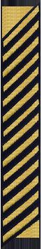 Fourteen Service Stripes