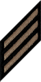 Three Service Stripes