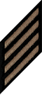 Four Service Stripes