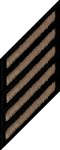 Five Service Stripes