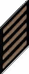Five Service Stripes