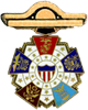 Inter Service Competition Badge