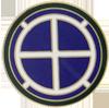 35th Infantry Division CSIB