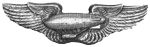 AAF Air Ship Pilot Badge