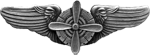 AAF Flight Engineer Badge