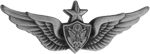 Aviation Badge (Senior)