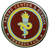 AMEDD Center and School Instructor Badge