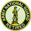 Army National Guard Retired