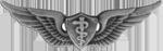Flight Surgeon Badge (Basic)