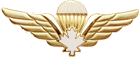 Canada - Jump Wings Assigned