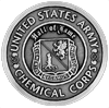US Army Chemical Corps Hall of Fame Medal