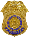 CID Supervisor Badge