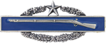 Combat Infantryman 2nd Award