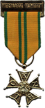 Cross for the Four Day Marches (Vierdaagse Cross)