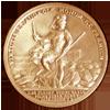 de FLEURY Medallion (Bronze)