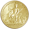 de FLEURY Medallion (Gold)