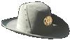Drill Sergeant Campaign Hat (Female)