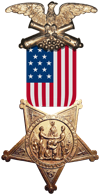 Grand Army of the Republic Badge