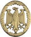 German Military Proficiency Bronze