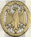 German Military Proficiency Bronze