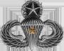 Master Parachutist (1 Combat Jump)