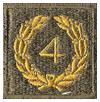 Meritorious Unit Commendation 1944-1961 (4th Award)