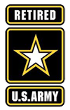 US Army Retired (Post-2007)