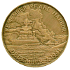 Pearl Harbor Memorial Medallion