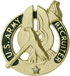 Army Recruiter (Gold) - 1 Sapphire