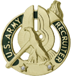 Army Recruiter (Gold) - 2 Sapphires