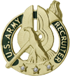 Army Recruiter (Gold) - 3 Sapphires