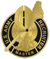 US Army Master Recruiter