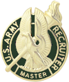 US Army Master Recruiter