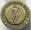 ARNG Recruiting & Retention Badge (Senior)