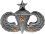 Senior Parachutist (3 Combat Jumps)