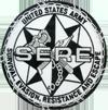 US Army S.E.R.E. insignia