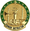 Senior Army Instructor Badge