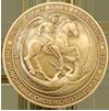 Order of Saint George (Gold)