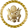 Department of State Service Badge