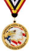 Warriors Medal Of Valor