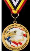 Warriors Medal Of Valor