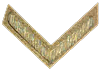 Wound Chevron (1917-1932)