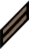 Two Service Stripes