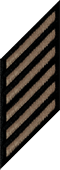 Six Service Stripes