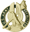 Army Recruiter (Gold) - 2 stars